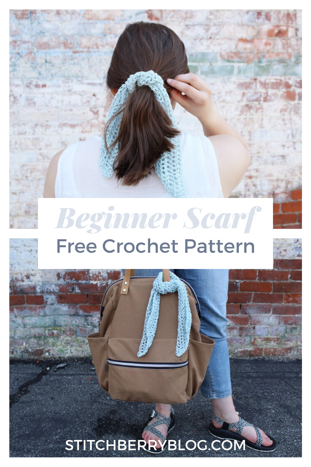 The May Scarf – Free Crochet Pattern