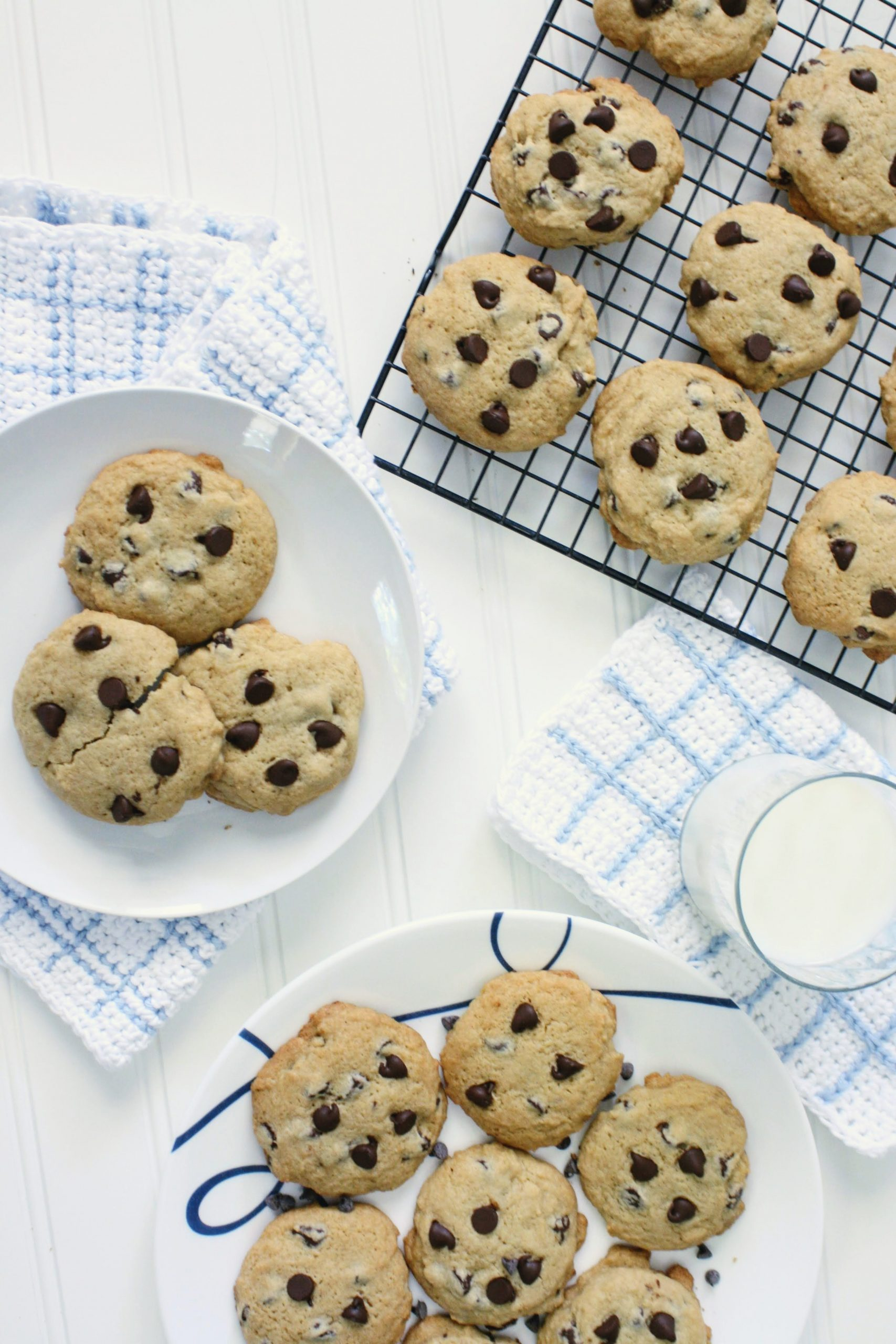 Soft and Fluffy Chocolate Chip Cookie Recipe