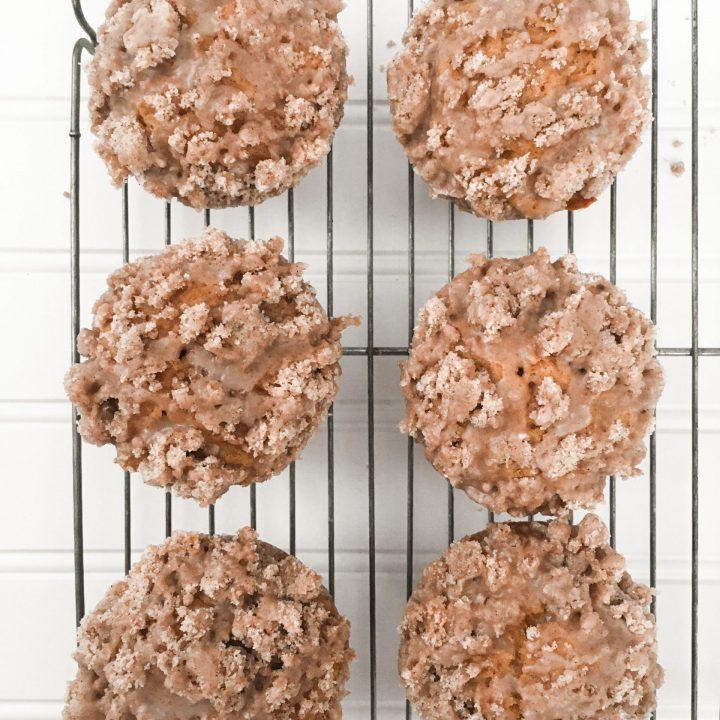 The Best Pumpkin Streusel Muffins