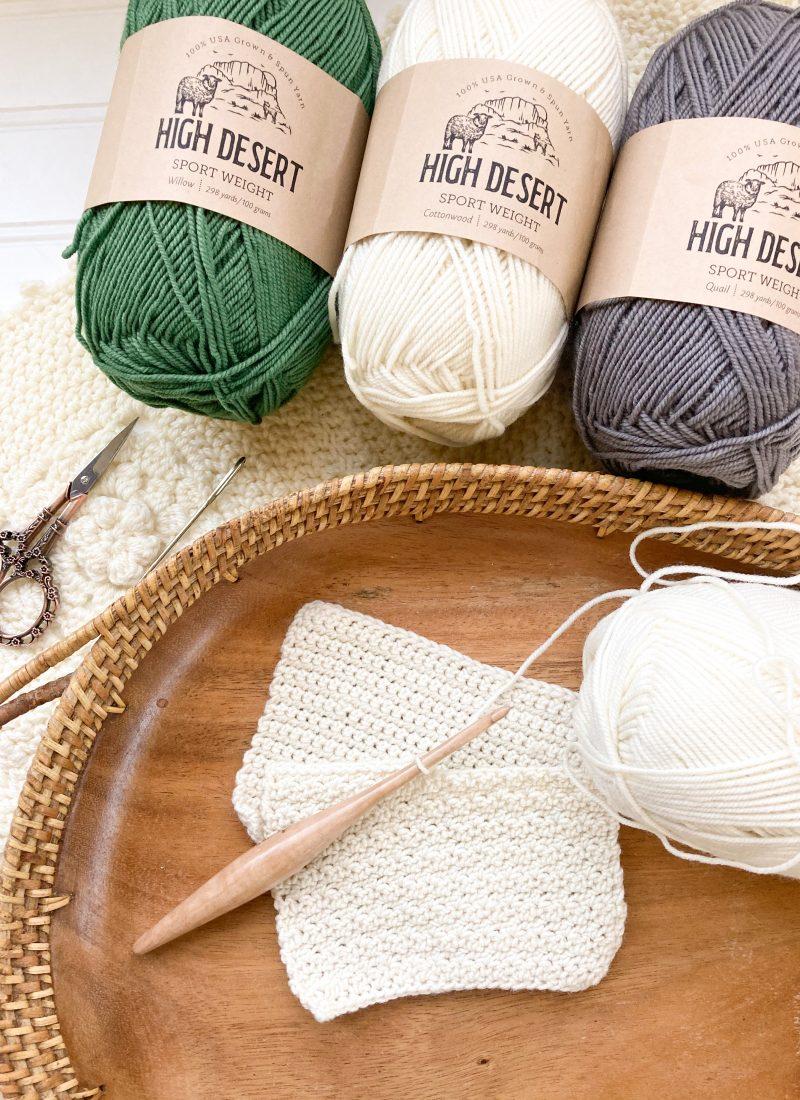 Yarn Review | Knit Picks High Desert Yarn