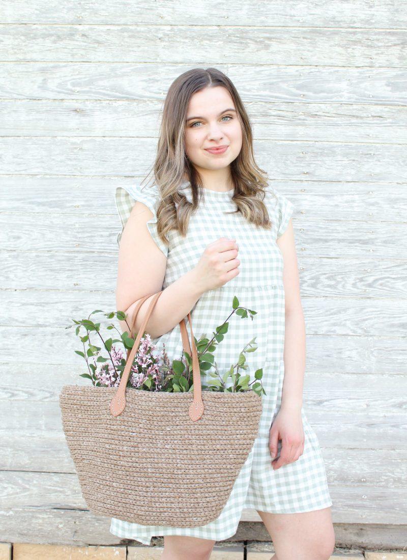 Free Crochet Bag Pattern | The Harbor Bag
