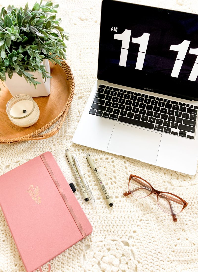 5 Ways I Stay Productive Throughout My Day