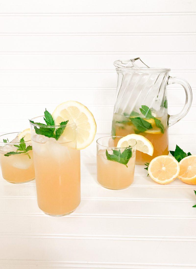 Mint Lemonade Recipe ? | Refreshing Summer Drink
